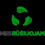 Mes-rusiuojam tik logo